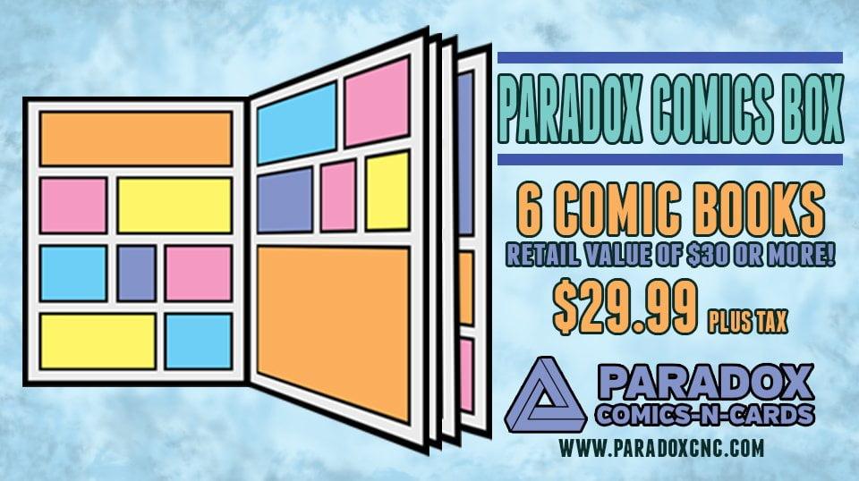 ParadoxComicsBox